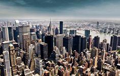 HD City Desktop Backgrounds