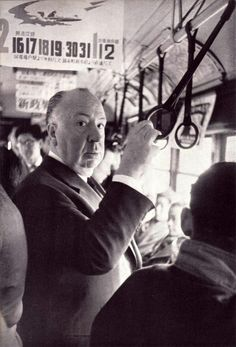 Alfred Hitchcock in Japan
