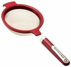 KitchenAid Utensils Red | home kitchen kitchen dining kitchen utensils gadgets colanders food ...