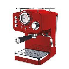 Latte Macchiato, Mocha, Machine Expresso, Retro Fridge, Barista, Mint Green, Easy, Coffee Maker, Dunk Tank