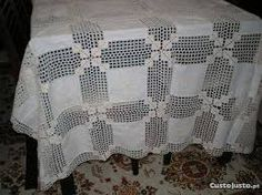 caminos de mesa en crochet ile ilgili görsel sonucu Crochet Lace, Diy And Crafts, Projects To Try, Quilts, Blanket, Sewing, Bed, Milani, Anna