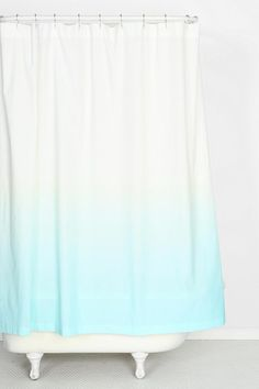 Assembly Home Gradient Shower Curtain #urbanoutfitters