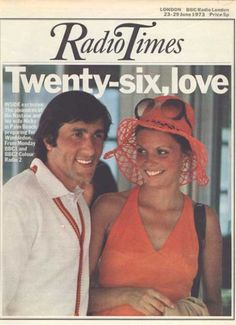 Radio Times - Wimbledon 1973