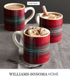 Hot Cocoa to warm up on a cold winter day... yummmmmm!!!