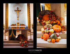 pinterest, fall decorating | love the beautiful colors that fall brings. Autumn weddings can be ...