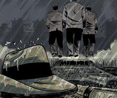 Illustration by Thomas Pitilli.