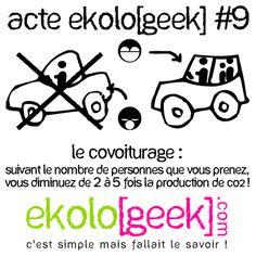 #covoiturage