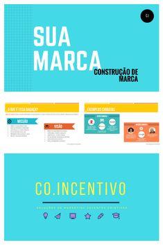Workshop sobre Construção de Marca para Consultoria de Marketing.
