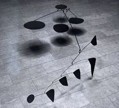 Alexander Calder - Four Big Dots (1963)