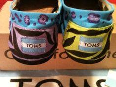 Toms by Karen laughlin