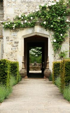 A 17th century farmhouse in Devon - Arne Maynard Garden Design