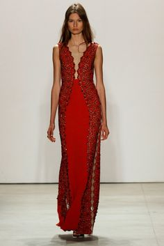 Jenny Packham S/S '16 Jenny Packham, New York Fashion, Runway Fashion, High Fashion, Fashion Show, Style Fashion, Fashion Trends, Haute Couture Style, Beautiful Gowns