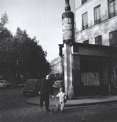 Paris 1959 Photo: Robert Doisneau