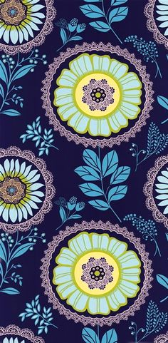 My Paisley World Pretty Patterns, Patterns In Nature, Textile Patterns, Textile Prints, Beautiful Patterns, Textile Design, Flower Patterns, Color Patterns, Fabric Design