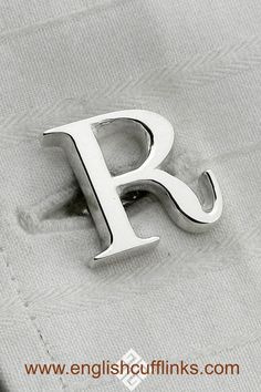 These beautiful silver initial cufflinks are handmade in our own workshops. An ideal gift for your groomsmen at your wedding, they are based on the classic Times Roman font giving them a simple understated elegance. Wedding Gifts For Groomsmen, Bridesmaids And Groomsmen, Groomsman Gifts, Wedding Shower Gifts, Gifts For Wedding Party, Party Gifts, Bridal Shower, Wedding Cufflinks