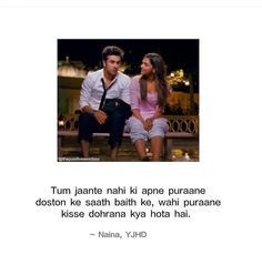 Yjhd Quotes, Shyari Quotes, Crazy Quotes, Badass Quotes, Fact Quotes, Movie Quotes, Hindi Quotes, Filmy Quotes, Love Hurts Quotes