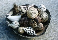 Lesson Plan: Organic form in Clay - Nature Abstractions - Ceramic Sculpture