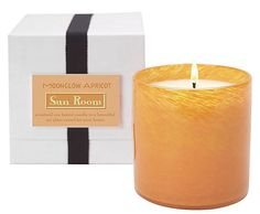 LAFCO House & Home Moonglow Apricot Candle - Sun Room | Free Shipping