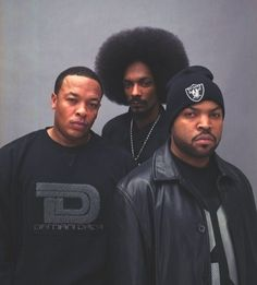 Dre / Snoop / Ice