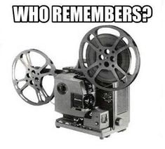 Welcome to the Memory Lane Gallery! Take a trip down memory lane with these wonderful images that will bring you back to your childhood days and have you Movie Projector, Cowboy Party, Childhood Days, Home Movies, Rent Movies, Family Movies, I Remember When, Great Memories, American Pickers