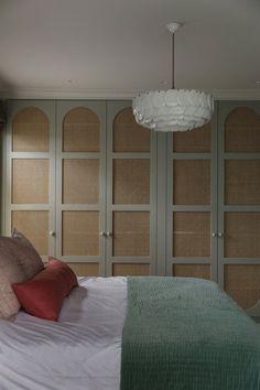 Blue Bedroom, Master Bedroom, Bedroom Decor, Bedroom Wardrobe, Built In Wardrobe, Interior Design Gallery, North London, Cabinet Design, My New Room