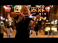** Official Video **   My website: http://www.KateViolin.co.uk/ - Info, Videos, More Tracks, CD's!  Let's be Facebook friends: http://www.facebook.com/pages/Kate-Chruscicka-Classical-Electric-Violinist/115924518469167  I'd love you to follow me on Twitter :) http://twitter.com/KateChruscicka    ***    Live performance montage featuring a violin 'techno...