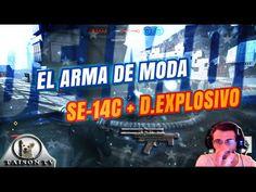 El arma de Moda SE-14C guia trucos y consejos Star Wars Battlefront