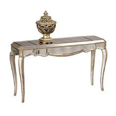 I pinned this from the Frost & Florals - Mirrored Furniture Meets Feminine Details event at Joss and Main!