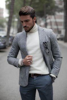 Men's fashion blog : Inspirational blog for men's wear, men's style tips. Daily updated. #MensFashionTips