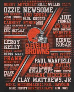 Cleveland Browns History, Cleveland Browns Football, Cleveland Rocks, Cleveland Ohio, Cincinnati Reds, Cleveland Indians, Go Browns, Browns Fans, Cleveland Browns Wallpaper