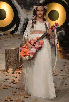 #monair #primeracomunion #arras #ceremonia #modaniña #monaircomuniones #comunion2018 #communion #ceremonydresses #vintage #hippie