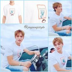 #kimjaejoong is so gorgeous driving a speedboat while on vacation in Okinawa, Japan.  He was wearing a @givenchyofficial men's white sphinx graphic & eye applique #tshirt. Estimated price USD535 (₩648,848). Credit: @jj_1986_jj IG and Nordstrom. #jaejoong #김재중 #ジェジュン #mensfashion #korean #singer #singersongwriter #kpop #actor #JYJ #welovejaejoong #vacationmode