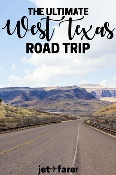 Thinking of taking a road trip in Texas? Here's a perfect 4-day itinerary for you! #UnitedStates #Texas   texas travel   texas weekend getaways   Texas road trips   places to visit in texas   texas photography   west texas   USA road trip ideas   weekend trip ideas   #TravelDestinationsUsaTexas