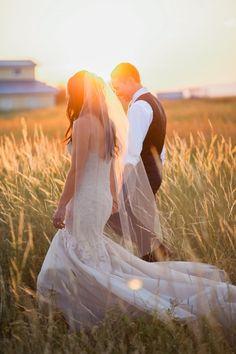 Photography: Rebecca Hollis - http://www.stylemepretty.com/portfolio/rebecca-hollis Groom's Attire: J.Crew - http://www.stylemepretty.com/portfolio/jcrew Wedding Dress: Lian Carlo - http://www.stylemepretty.com/portfolio/lian-carlo   Read More on SMP: http://www.stylemepretty.com/2015/03/27/elegant-barn-wedding/