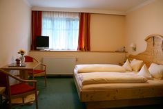 Romm with garden view. Hotels, Bed, Garden, Furniture, Home Decor, Garten, Decoration Home, Stream Bed, Room Decor