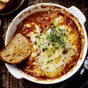 Kuuma juusto on mahtava seurusteluherkku.