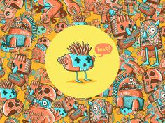 Doodles Collection #2 by Emanuele Marani