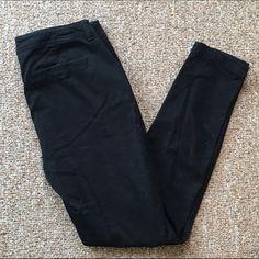 Black dress pants Black skinny cut dress pants Old Navy Pants Skinny