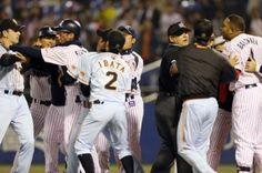 バレ同点弾後にマシソンと乱闘寸前/野球/photo/デイリースポーツ online