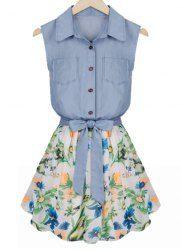Denim Dresses For Women | Cheap Denim Shirt Dresses And Long Sleeve Denim Dresses At Wholesale Prices | Sammydress.com