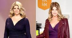 Image result for kirstie alley now