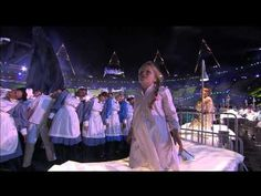 Olympic Bedtime Story: Opening Ceremonies