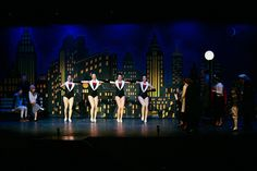 The rockettes. Annie. NYC. 2014