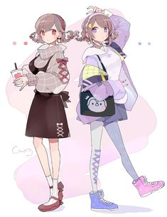 307件女の子イラスト おすすめ画像 2019 Manga Girlanime Art