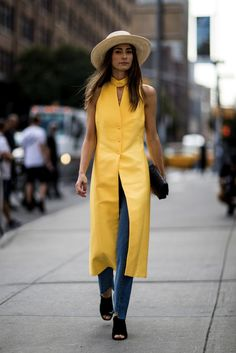 New York Fashion Week SS17: The Best Street Style Looks
