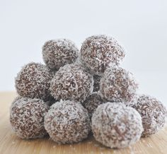 These Fruity Bliss Balls are nut free, which are ideal to put in the lunch boxes of kids who have a nut free policy at their school, store in the fridge for up to one week.
