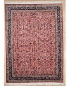 New Contemporary Persian Saruk Area Rug 1710 - Area Rug