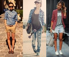 How To Style Like A Tomboy, Copy This Ideas