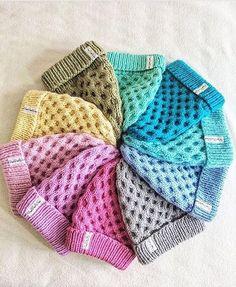 ⠀⠀⠀⠀⠀⠀⠀⠀⠀⠀The best knitters ⠀⠀⠀⠀⠀⠀⠀The best handmade garmets ⠀⠀⠀⠀⠀⠀⠀ for featuring Crochet Kids Hats, Crochet Art, Knitting For Kids, Baby Knitting, Knitted Hats, Yarn Over, Baby Hats, Knitting Patterns, Kids Fashion
