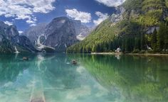 Lago Verde, Italia. water-reflections. Todo-Mail